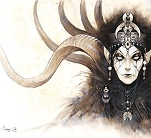 Titania the Queen of Faery by JBMonge