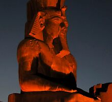 Ramses II by neil harrison