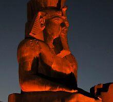 Ramses II by neil harrison