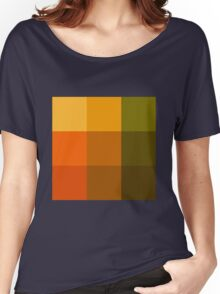 squared Women's Relaxed Fit T-Shirt
