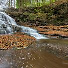 Fifth Falls - Sullivan Run by Lori Deiter