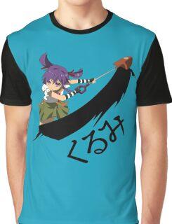 Kurumi Ebisuzawa Graphic T-Shirt