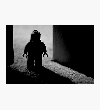 "1.5"" Boogie Man Photographic Print"