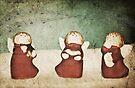 Christmas Choir by Denise Abé