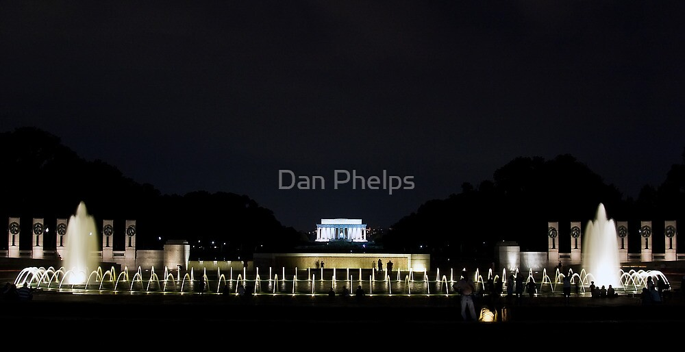 The Mall in DC by Dan Phelps