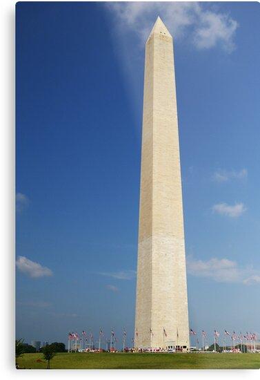 Washington Monument by Dan Phelps