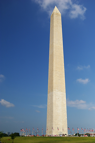Washington Monument by Dan Phelps