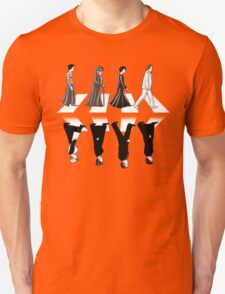 Downton Abbey Road Unisex T-Shirt