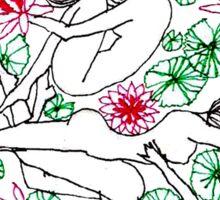 Lotus Fairies Sticker