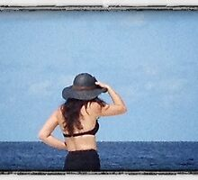 BEACH DREAMER by katemmo