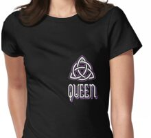 Queen (Wicca) Womens Fitted T-Shirt