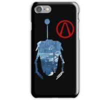 Claptrap and Vault - Borderlands 2 iPhone Case/Skin