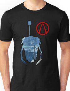 Claptrap and Vault - Borderlands 2 Unisex T-Shirt