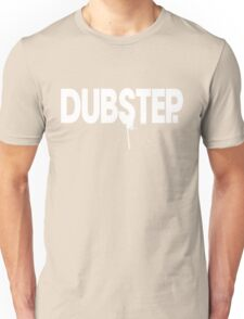 Dubstep. (white) Unisex T-Shirt