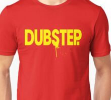 Dubstep. (yellow) Unisex T-Shirt