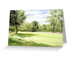 Perry Golf and Country Club Greeting Card