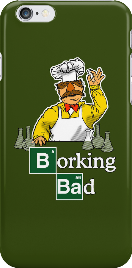 Borking Bad by cubik