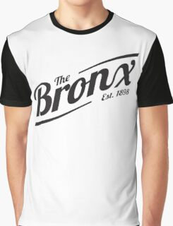 Bronx, NY Shirt Graphic T-Shirt