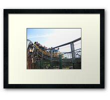 Collosos Framed Print