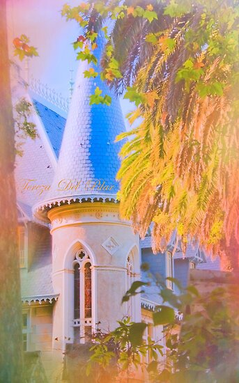 fairy home by terezadelpilar~ art & architecture
