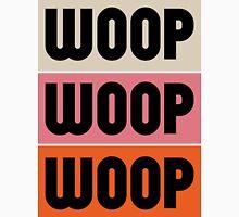 Woop Woop Woop (Pacific) Womens Fitted T-Shirt