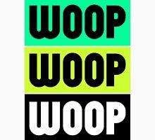 Woop Woop Woop (Raver) Mens V-Neck T-Shirt