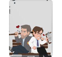 Medical (B)romance iPad Case/Skin