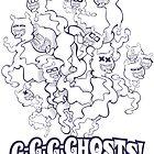 G-G-GHOSTS! by DevilDino