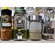 The Spice of Life Photographic Print