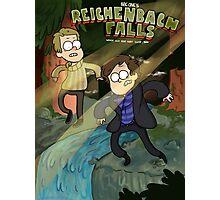 Reichenbach Falls Photographic Print