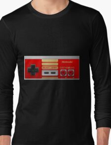 "Nintendo ""NES"" (EarthBound) Long Sleeve T-Shirt"