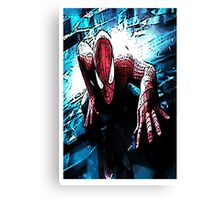 Spiderman 1 Canvas Print