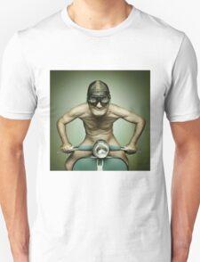 Scooter Man Shirt T-Shirt
