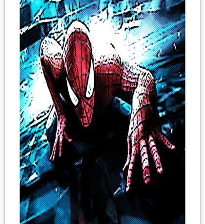 Spiderman 1 Sticker
