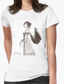 Clockwork Angel Womens Fitted T-Shirt
