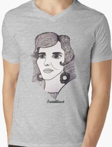Julie Andrews - 2012 Mens V-Neck T-Shirt