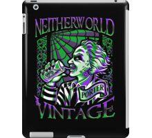 Nietherworld Vintage iPad Case/Skin