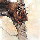 The Furry Nutcracker by JBMonge