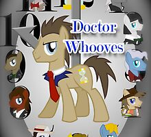 Doctor Whooves Legacy  by Ruthlesscm7