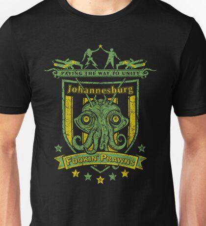 Johannesburg Fookin' Prawns T-Shirt