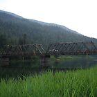 Ashton Creek, BC by Carla Shirley