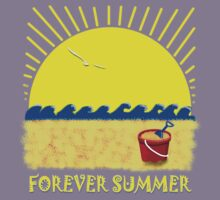 Forever Summer 8 Child's T-shirt Kids Clothes