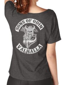 Sons Of Odin - Valhalla Chapter Women's Relaxed Fit T-Shirt