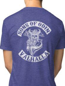 Sons Of Odin - Valhalla Chapter Tri-blend T-Shirt