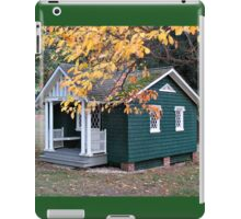 Rose Cottage iPad Case/Skin