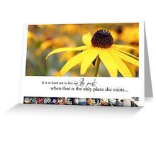 April 2013 - Lost for Words Calendar Greeting Card