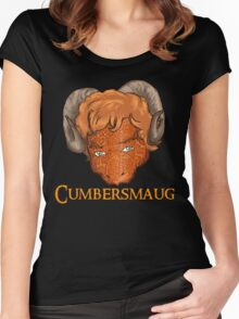 Cumbersmaug Women's Fitted Scoop T-Shirt