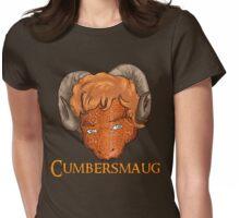 Cumbersmaug Womens Fitted T-Shirt