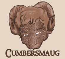 Cumbersmaug (Sepia)  by cumberqueen