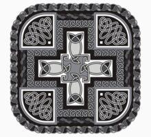 celtic ornament Kids Clothes